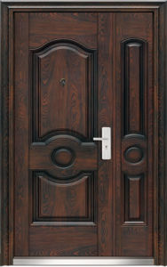 High Quality Steel Security Door (WX-S-289) pictures & photos