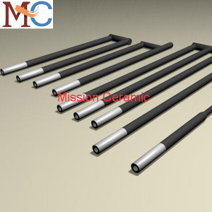 Silicon Carbide Sic Heating Element Rod pictures & photos