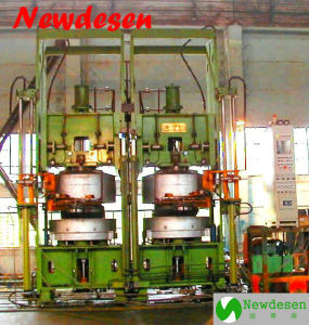 "hydraulic type tyre curing press 45"" 48"" 51"" 65"" pictures & photos"