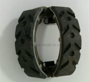 Non-Asbestos, Motorcycle Parts, Cg125motorcycle Shoe Brake pictures & photos