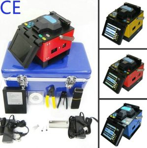 Skycom T-107h Fiber Optic Fusion Splicer Kit pictures & photos