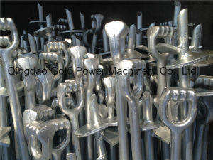 Forged Helical Earth Screw Anchor Pole pictures & photos
