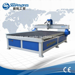 DSP Control Woodworking CNC Router Machine with Dust Collector