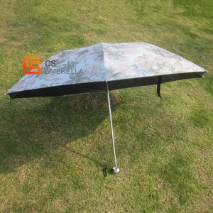 Fashion Lady Flower Printed 4-Folding Umbrella (YSF4008B)