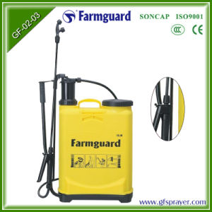 16L Manual Sprayer Knapsack Sprayer (GF-02-03)