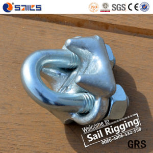 Carbon Steel Drop Forged Us Wire Rope Clip pictures & photos
