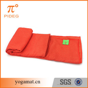 Hot Sale Microfiber Yoga Towel pictures & photos