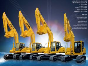 Hidow Excavator Hw450-8 pictures & photos