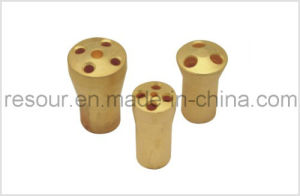 Refrigeration Brass Nipple Fitting, Brass Distribution, Nut, Connector, pictures & photos