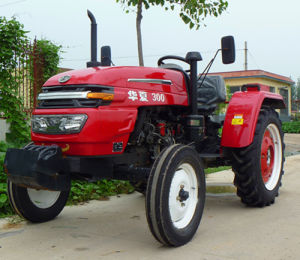 Hot Sale 40HP 2WD Wheel Tractor for Egypt Market pictures & photos