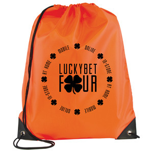 190t Polyester Bag with Drawstring pictures & photos