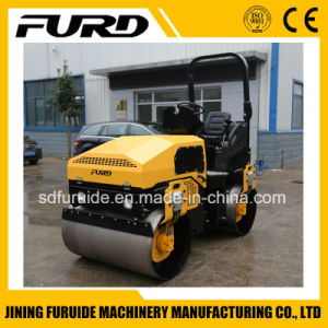 High Performance 3 Ton Hydraulic Vibrating Road Roller (FYL-1200) pictures & photos