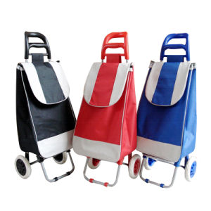 Supermarket Cart with Trolley and Luggage pictures & photos