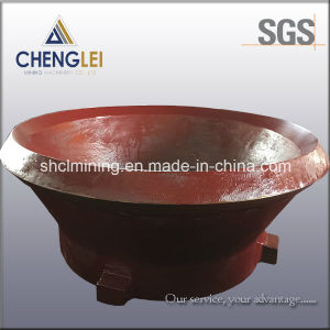 After Market Crusher Wear Parts for Sandvik CH420 Crusher High Manganese Wear Parts pictures & photos