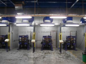 3 Colorants 6 Station Foaming Line (HPM20/10 MH7070) pictures & photos