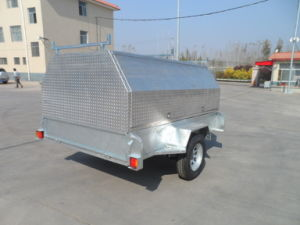Car Trailer and Sports Trailer for Sale pictures & photos