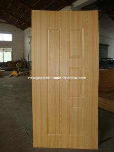 4.2mm Melamine HDF MDF Moulded Door Skin (Glossy, Matt) pictures & photos