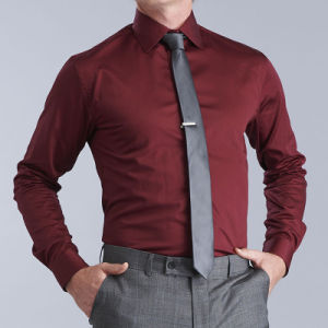 Classic Style Mens Shirts Latest Style Fashion Dress Shirts for Man pictures & photos