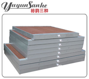 Yuyun Sanhe Evaporative Cooling Pads for Green House Temperature Control pictures & photos