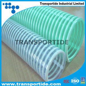 PVC Layflat Heavy Duty Suction Hose with Good Quality pictures & photos