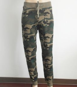 Cotton Skinny Pants Camouflage Sports Pants pictures & photos