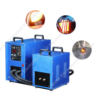 Tube to Tube Induction Brazing Machine 15-40kw pictures & photos