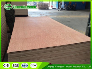 3mm, 5mm, 9mm, 12mm, 15mm, 18mm Commercial Plywood pictures & photos