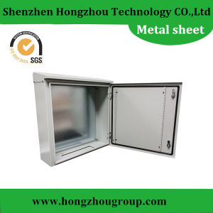 Customized Sheet Metal Switchgear Cabinet Case Factory pictures & photos