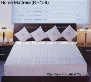 Luxury Hote Mattress/Home Mattress with Pocket Spring (RH159)