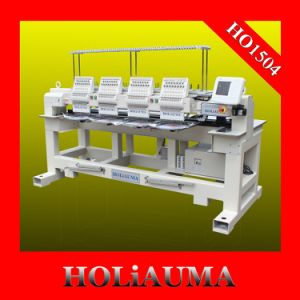 High Speed 4 Head 15 Colors Computerized Embroidery Machine for Multi Embroidery Functions pictures & photos