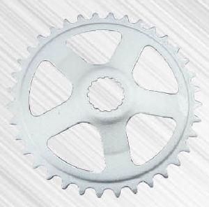 Single Conjoined Chainwheel Bicycle Parts