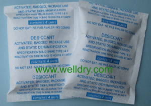 4 Unit Clay Desiccant in Tyvek, Meet Mil-D-3464e pictures & photos