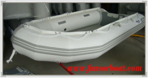 Inflatable Boats with Slatted Floor (FWS-A320) pictures & photos