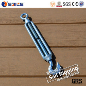 Galvanized Malleable Iron Eye and Hook Commercial Turnbuckle pictures & photos