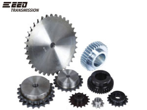 High Quality Plate Wheel Steel Sprocket pictures & photos