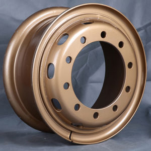 Good Quality Trailer Tubeless Truck Wheel (19.5X6.75 19.5X7.50 19.5X8.25) pictures & photos