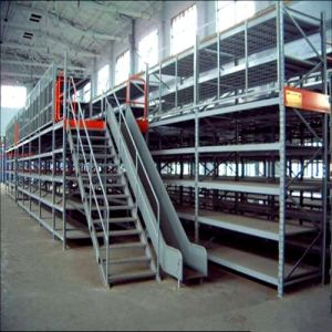 High Quality Steel Structure Mezzanine Storage Rack