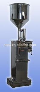 Bqd Semi Automatic Pneumatic Filling Machine pictures & photos