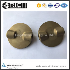 Hardware Supplier/Brass Stainless Steel Forging Part/Valve Disc of Casting Building Materials Cast Brass Part/Valve Parts pictures & photos