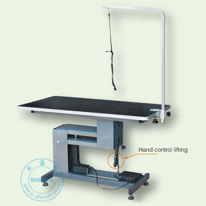 Electric Lifting Beauty Table (Hand Control) (BT-E801) pictures & photos