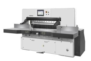 92E Program Control Paper Cutting Machine pictures & photos