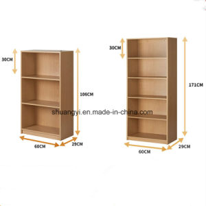 Large Capacity Bedroom Office Wooden Storage Cabinet pictures & photos
