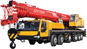 Truck Crane (QY100)