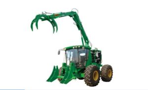 Farm Sugarcane Grabbing Machine (HQ9800) for Rotating 360 Degree pictures & photos
