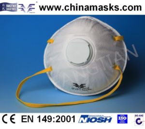 Disposable Dust Mask with CE Nonwoven Face Mask pictures & photos