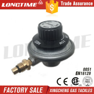 LPG Gas Pressure Regulator for Small 1lb Gas Tank pictures & photos