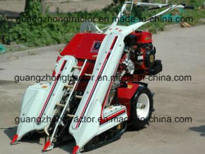 Farm Machinery Reaper Binder Machine for Grain Harvester Self Walking Tractorus $2000-6000 / Set pictures & photos