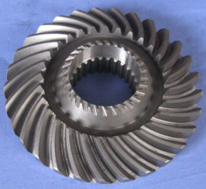 Bevel Gears and Pinions for Industrial &Agriculture Parts