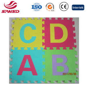 letters numbers puzzle play mat 36 tiles eva foam mat