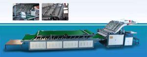 Automatic Corrugated Paper Flute Laminating Machine pictures & photos